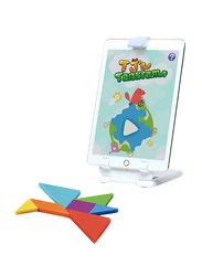 KidKit TJ Tangram Educational Games for Kids with AR Technology More 700 Games of Logic & Creativity, Ages 3+