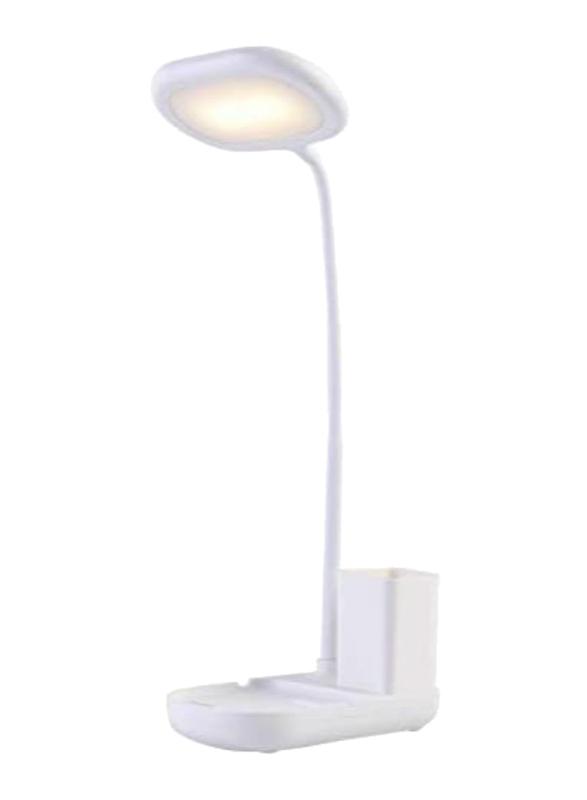 UK Plus Multifunctional LED Desktop Lights, White
