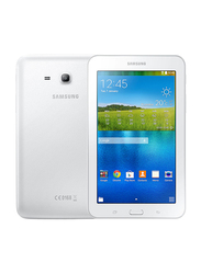 Samsung Galaxy Tab 3 8GB White 7-inch Tablet, 1 GB RAM, WiFi Only