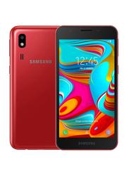 Samsung Galaxy A2 Core 16GB Red, 1GB RAM, 4G, Dual Sim Smartphone