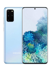 Samsung Galaxy S20 Plus 128GB Cloud Blue, 8GB RAM, 4G LTE, Dual Sim Smartphone