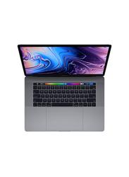 Apple MacBook Pro MR932, 15.4 inch True Tone Retina Display, Intel 6-Core i7 8th Gen 2.2GHz, 256GB SSD, 16GB RAM, 4GB GDRR5 AMD Radeon Pro 555X, EN KB TouchID/TouchBar, 2018 Int'l Ver, Space Grey