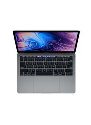 Apple MacBook Pro MR9Q2, 13.3 inch True Tone Retina Display, IntelQuad Core i5 8th Gen 2.3GHz, 256GB SSD, 8GB RAM, Intel IRIS Plus Graphic 655, EN KB with TouchID/TouchBar, 2018 Int'l Ver, Space Grey
