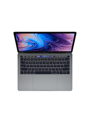 Apple MacBook Pro MV962, 13.3 inch True Tone Retina Display, IntelQuad Core i5 8th Gen 2.4GHz, 256GB SSD, 8GB RAM, Intel Iris Plus Graphic 655, EN KB with TouchID/TouchBar, 2019 Int'l Ver, Space Grey