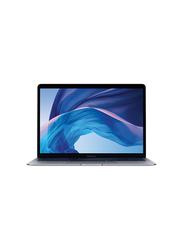 Apple MacBook Air MRE82, 13.3 inch Retina Display, Intel Dual Core i5-8210Y 8th Gen 1.6GHz, 128GB SSD, 8GB RAM, Intel UHD Graphics 617, EN KB with TouchID/TouchBar, 2018 Int'l Ver, Space Grey
