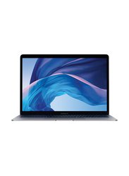 Apple MacBook Air MVFH2, 13.3 inch Retina Display, Intel Dual Core i5 8th Gen 1.6GHz, 128GB SSD, 8GB RAM, Intel UHD Graphics 617, EN KB with TouchID/TouchBar, 2019 International Version, Space Grey