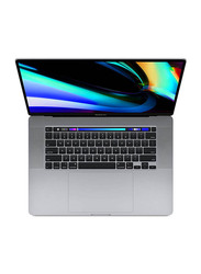 Apple MacBook Pro, 16 inch Retina Display, Intel 6-Core i7 9th Gen 2.6GHz, 512GB SSD, 16GB RAM, 4GB GDDR6 AMD Radeon Pro 5300M Graphics, macOS, EN KB with Touch Bar/ID/Trackpad, MVVJ2, Space Grey