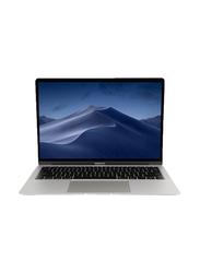 Apple MacBook Air MREC2, 13.3 inch Retina Display, Intel Dual Core i5-8210Y 8th Gen 1.6GHz, 256GB SSD, 8GB RAM, Intel UHD Graphics 617, EN KB with TouchID/TouchBar, 2018 Int'l Ver, Silver