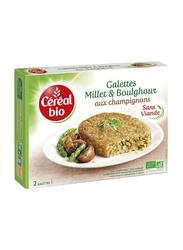 Cereal Bio Organic Millet And Mushrooms Steaks, 200g