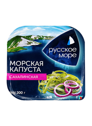 Russian Sea Seaweed Sakhalin, 200 grams
