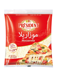 President Shredded Mozzarella Cheese, 450g