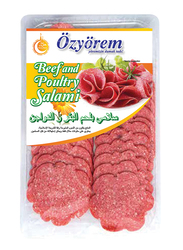 Ozyorem Papatya Beef and Poultry Salami, 80 grams