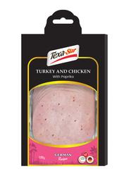 Texa-Star Sliced Turkey and Chicken Pepper, 150 grams