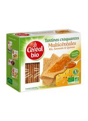 Cereal Bio Organic Multigrain Crispy Toasts, 145g