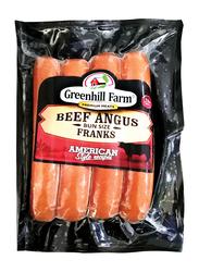 Greenhill Farm Angus Beef Franks, 424 grams