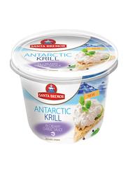 Santa Bremor Antarctic Krill Seafood Paste in Creamy Garlic Sauce, 150 grams