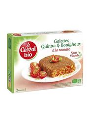 Cereal Bio Organic Tomato And Quinoa Steaks, 200g