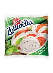 Zott Zottarella Mozzarella Basil Cheese Ball, 125g