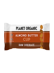 Planet Organic Raw Chocolate Almond Butter Cup, 25g