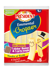 President Emmental Cheese Stick, 108g