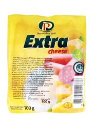 Perutnina Extra Chicken Frankfurter with Cheese, 100 grams