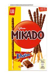 LU Mikado Milk and Daim Chocolate Coated Sticks, 70g