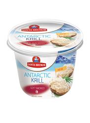 Santa Bremor Soft Smoked Antarctic Krill Seafood Paste, 150 grams