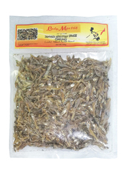 Lady Mae 168 Dried Salted Silver Fish (Dilis), 100 grams