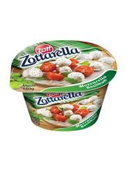 Zott Zottarella Mozzarella Basil Cheese Minis, 150g