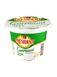 President 20% Fat Sour Cream, 200g