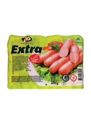 Perutnina Extra Chicken Frankfurter, 400 grams