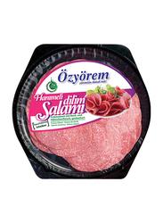 Ozyorem Hammeli Dilim Turkey Salami, 80 grams