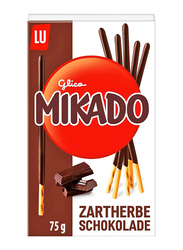 LU Mikado Dark Chocolate Coated Sticks, 75g
