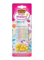 Vahine Accessories Magic Candles, 25g, White