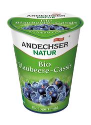 Andechser Organic Blueberry Yogurt, 400g
