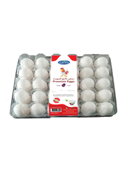 Lactio Premium Brown Eggs, Large, 30 Pieces