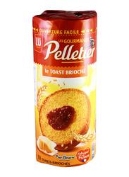 LU Pelletier Brioche Toast, 150g
