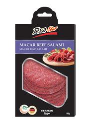 Texa Star Macar Beef Salami, 80 grams