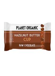 Planet Organic Raw Chocolate Hazelnut Butter Cup, 25g