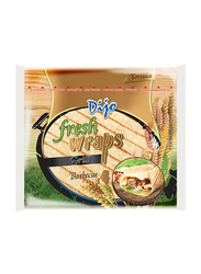 Dijo 25cm Fresh Wrap Grill Tortilla, 4 x 62.5g