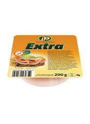 Perutnina Extra Chicken Sausage Slice, 200 grams