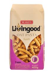 Makfa Livingood Oat Fusilli Pasta, 400g