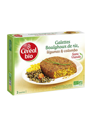 Cereal Bio Organic Spelt And Vegetables Steaks, 200g