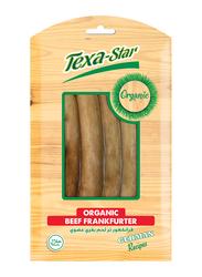 Texa Star Organic Beef Frankfurter, 200 grams