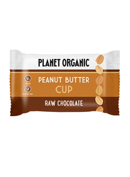 Planet Organic Raw Chocolate Peanut Butter Cup, 25g