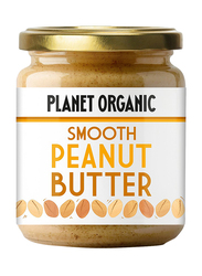 Planet Organic Smooth Peanut Butter, 170g