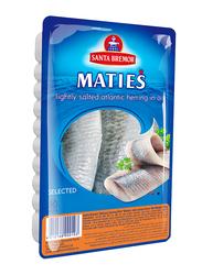 Santa Bremor Matjas Herring Fillet Smoked, 250 grams