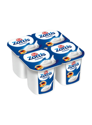 Zott Zottis Classic Natural Plain Yogurt, 4 Portions x 115g