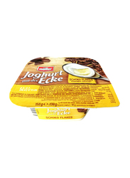 Muller Mix Choco Flakes Banana Yogurt, 150g