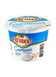 President 10% Fat Sour Cream, 200g
